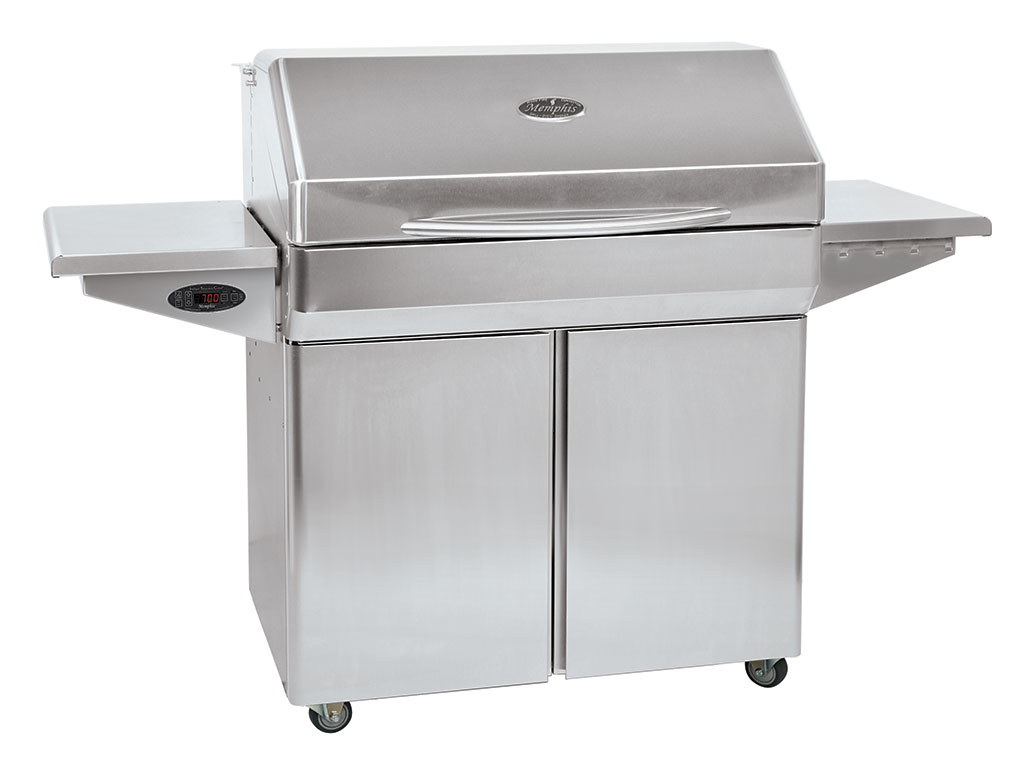Stainless Steel Outdoor Grills