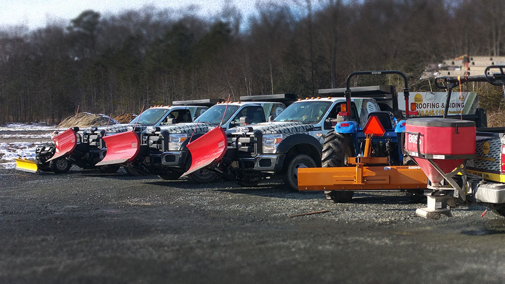 Trust Spicer Bros. Construction For Snow Removal This Winter