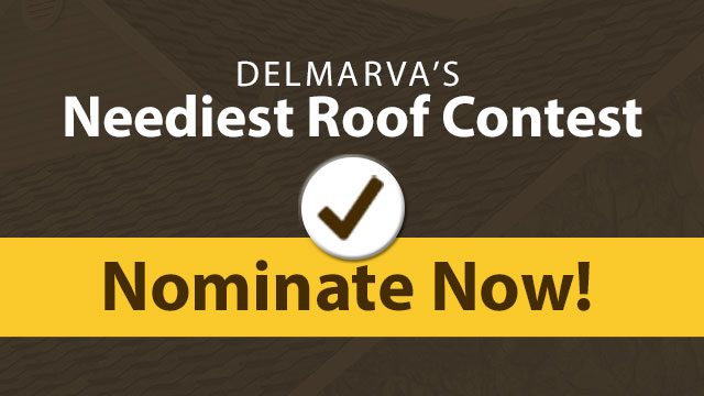 Delmarva's Neediest Roof Contest