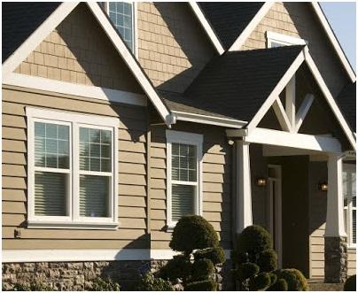 residential siding material