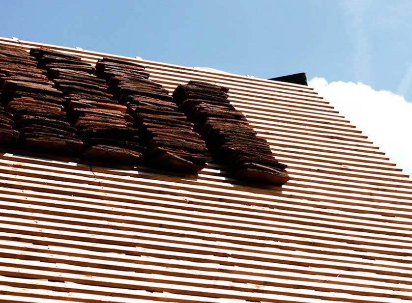 summer roof repair