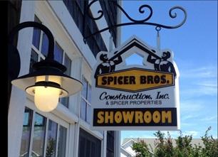 Spicer Bros Showroom