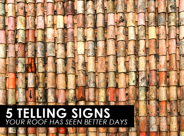 5 Telling Signs Your Roof Has Seen Better Days
