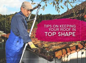 Tips on Keeping Your Roof in Top Shape