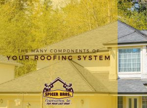 The Many Components of Your Roofing System