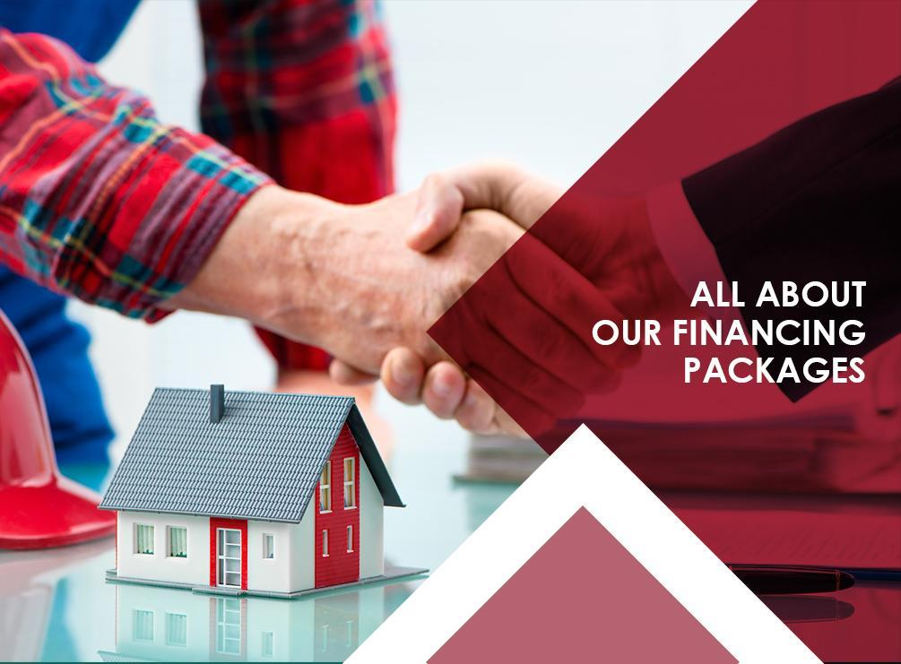 All About Our Financing Packages