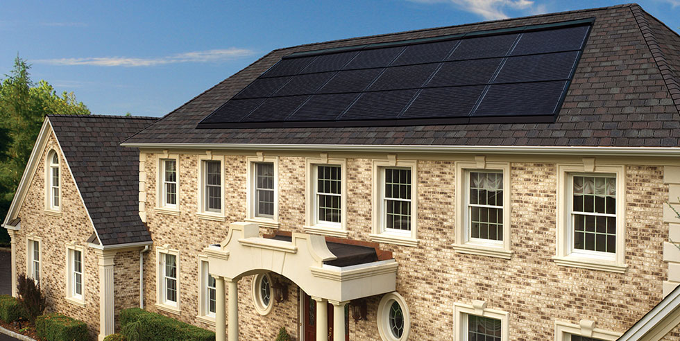 GAF DecoTech™ Roof-Integrated Solar System