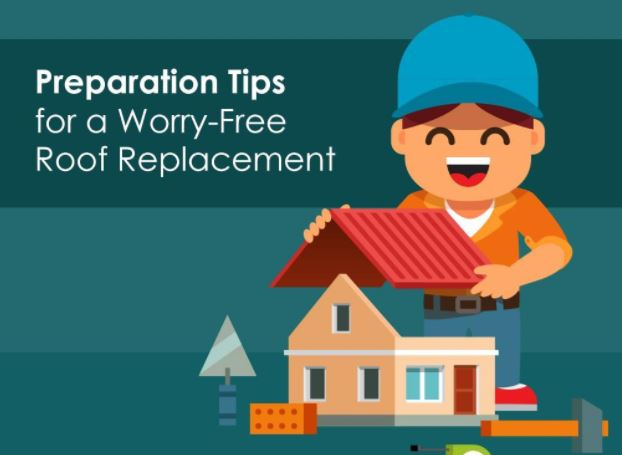 Preparation Tips for a Worry-Free Roof Replacement