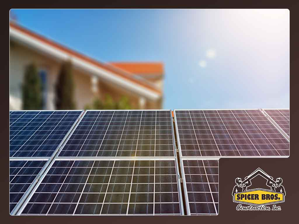 4 Benefits of Solar Roofing