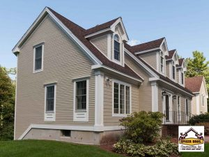 Dealing With Woodpeckers: How Fiber Cement Siding Can Help