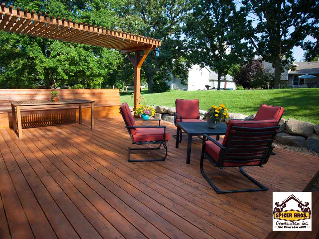 How to Maximize Your ROI on a New Deck